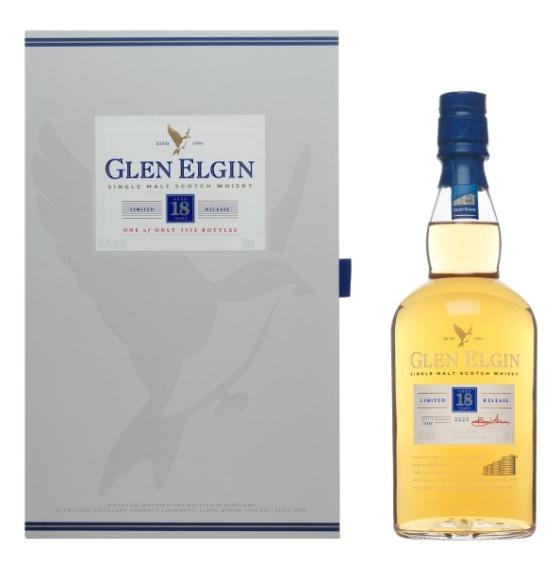 Glen Elgin 18 Convalmore 32 Special Releases 2017