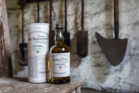 The Balvenie Peat Week Aged 14 Years