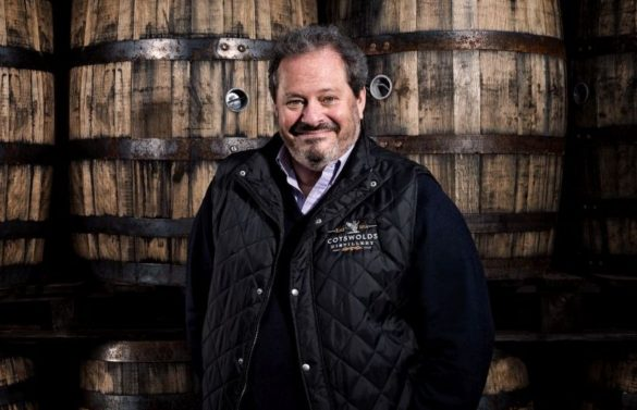 Dan Szor, founder Cotswolds Distillery