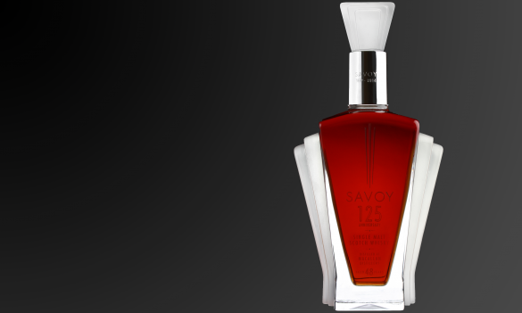 Savoy 125th Anniversary Decanter