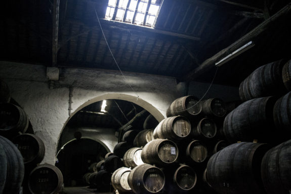 The Taylors cellars