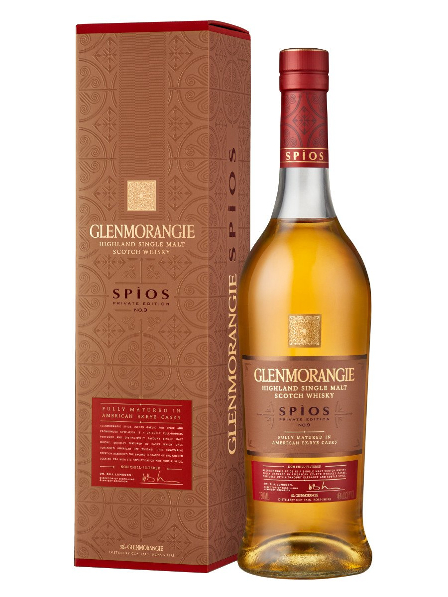 Glenmorangie Spios Private Edition No.9