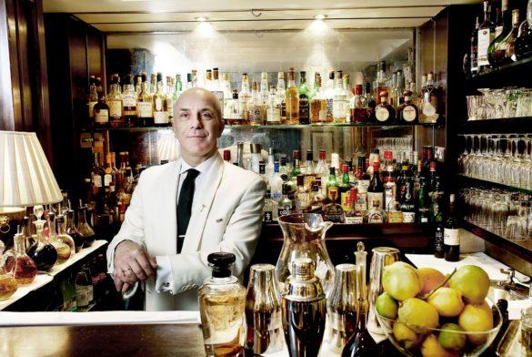 Alessandro Palazzi, Dukes bartender