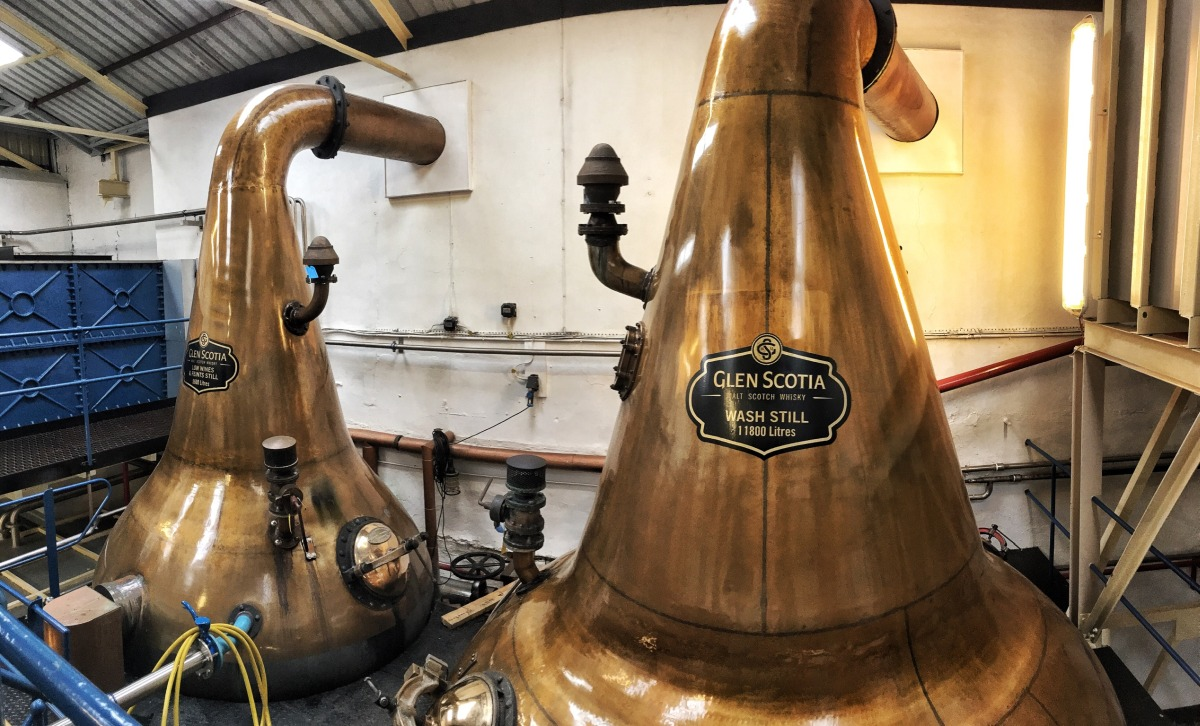 Glen Scotia Stills