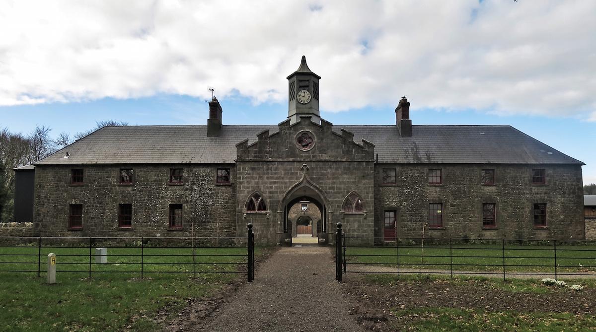 Slane Distillery Stables