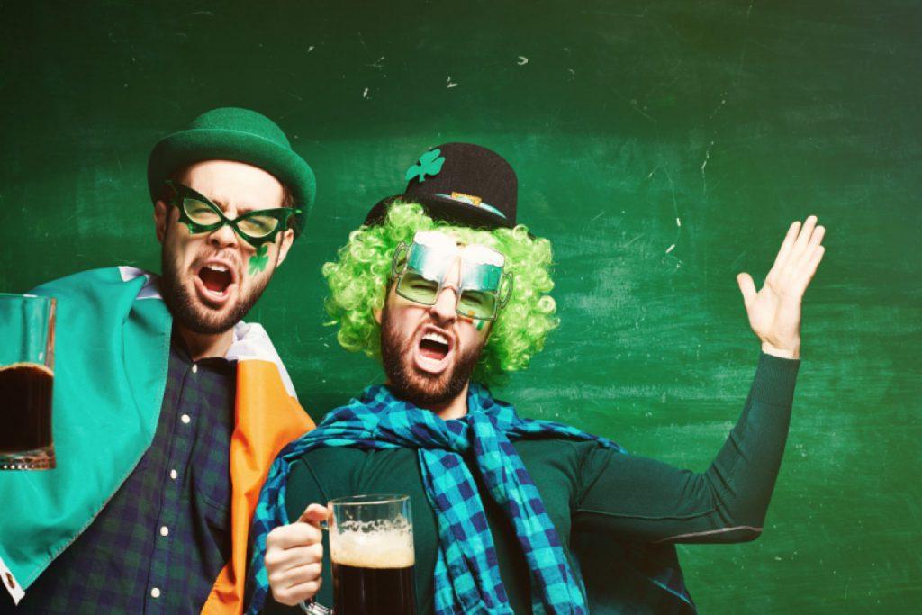 Classy St Patrick's Day celebrations