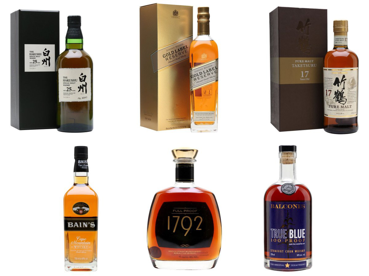 World Whiskies Awards 2018 Winners