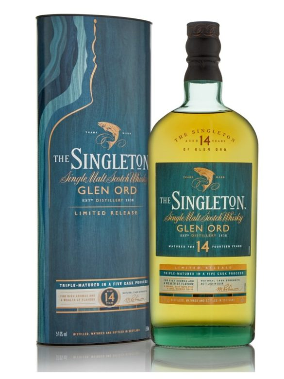 Singleton of Glen Ord 14yo