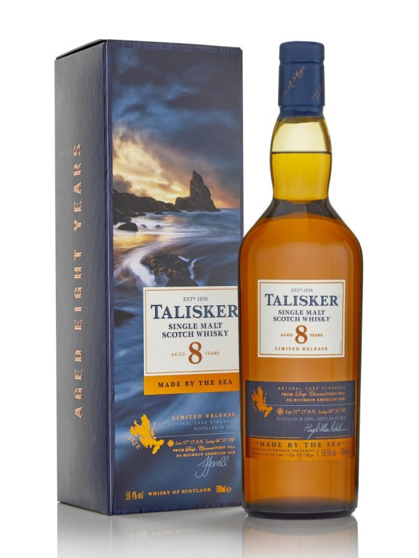 Talisker 8 Year Old