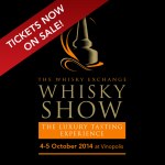 Whisky Show Tickets on Sale!