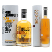Port Charlotte and Octomore Islay Barley