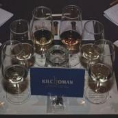 Kilchoman tasting at TWE Vinopolis