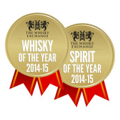 Spirit and Whisky of the Year 2014-15