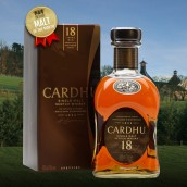 Cardhu 18 Malt of the Month