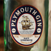 Plymouth Navy Gin