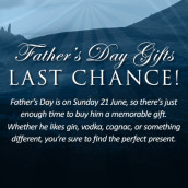 Father's Day Last Chance