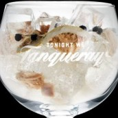 Tanqueray glass