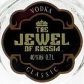Jewel of Russia label