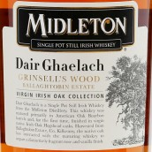 Midleton label