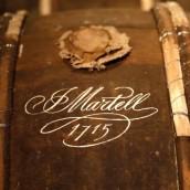 Martell Cognac barrel