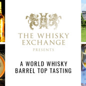 World Whisky Barrel Top Tasting