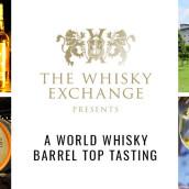 World Whisky Barrel Top Tasting