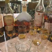 The Whisky Exchange Cognac tasting