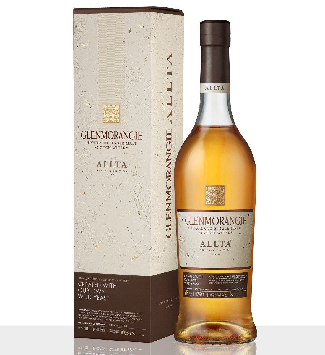 Glenmorangie Allta Private Edition No.10