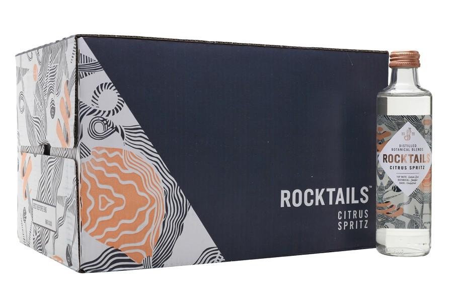 Rocktails Citrus Spritz