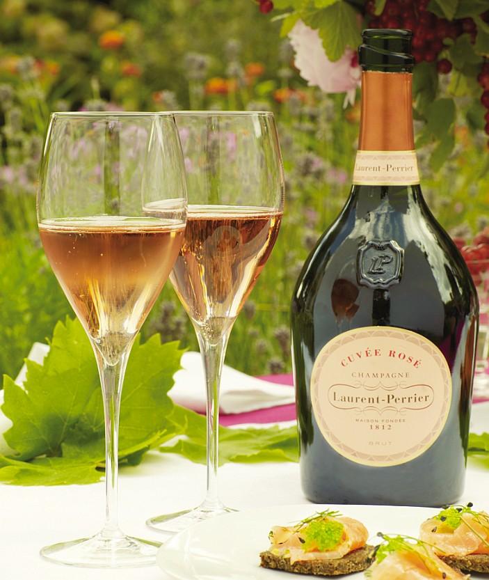 Laurent-Perrier Rosé