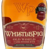 WhistlePig Amburana