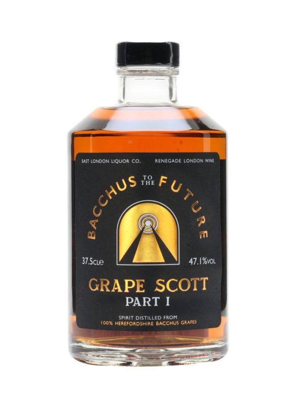 Bacchus, Bacchus to the future, Grape Scott, East London Liquor, Renegade London, Wine, Brandy, Grappa