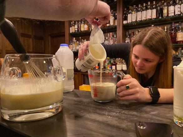 Eggnog - creamwork