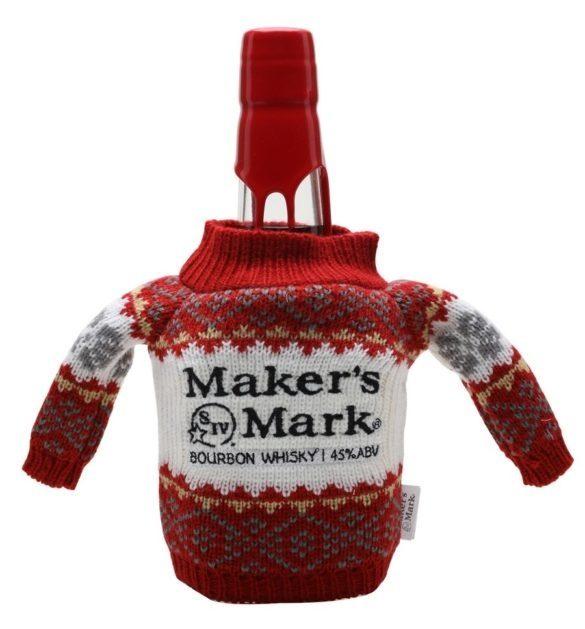 Maker's Mark Wooly Jumper