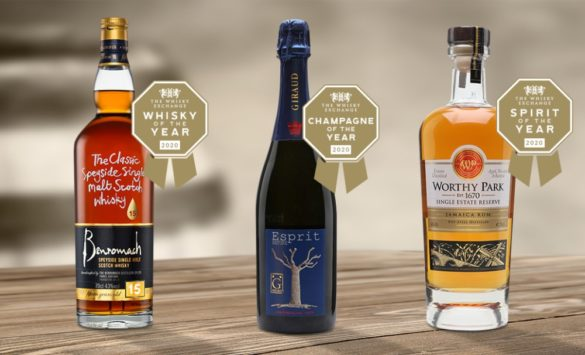 The Whisky Exchange Products of the Year