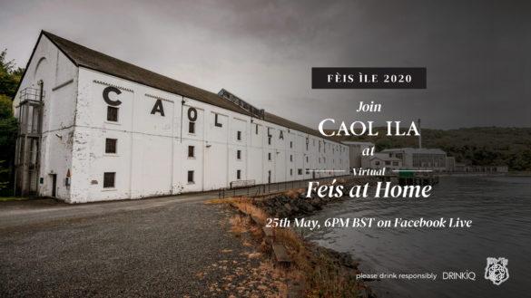 Caol Ila Virtual Festival