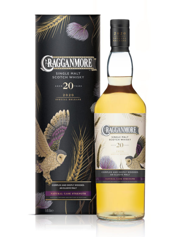 Cragganmore 20 Year Old Diageo Special Releases 2020