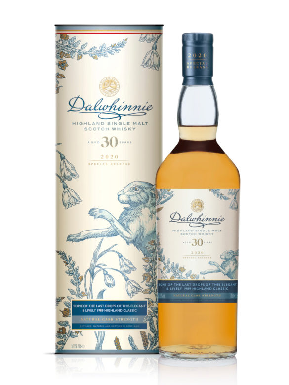 Dalwhinnie 30 Year Old Diageo Special Releases 2020