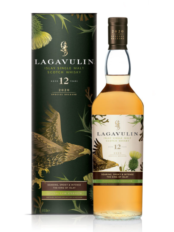 Lagavulin 12 Year Old Diageo Special Releases 2020