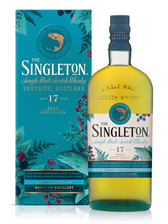 Singleton 17 Year Old Diageo Special Releases 2020