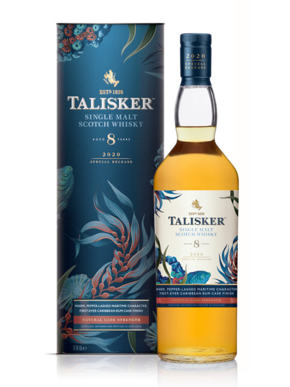 Talisker 8 Year Old Diageo Special Releases 2020