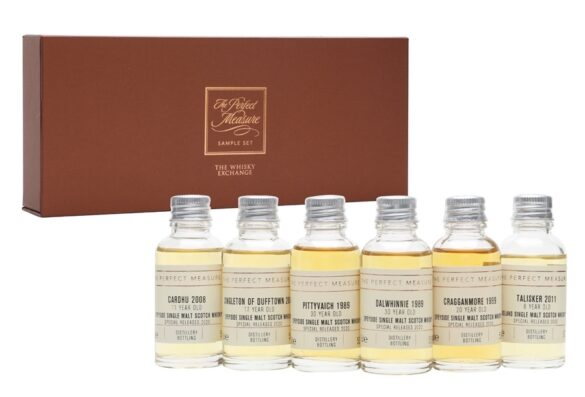 Diageo Special Releases 2020 tasting pack