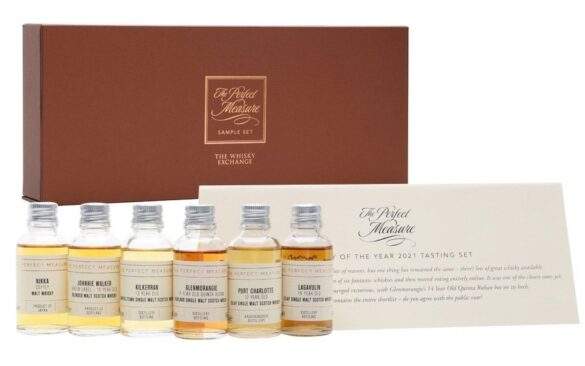 Whisky of the Year tasting set