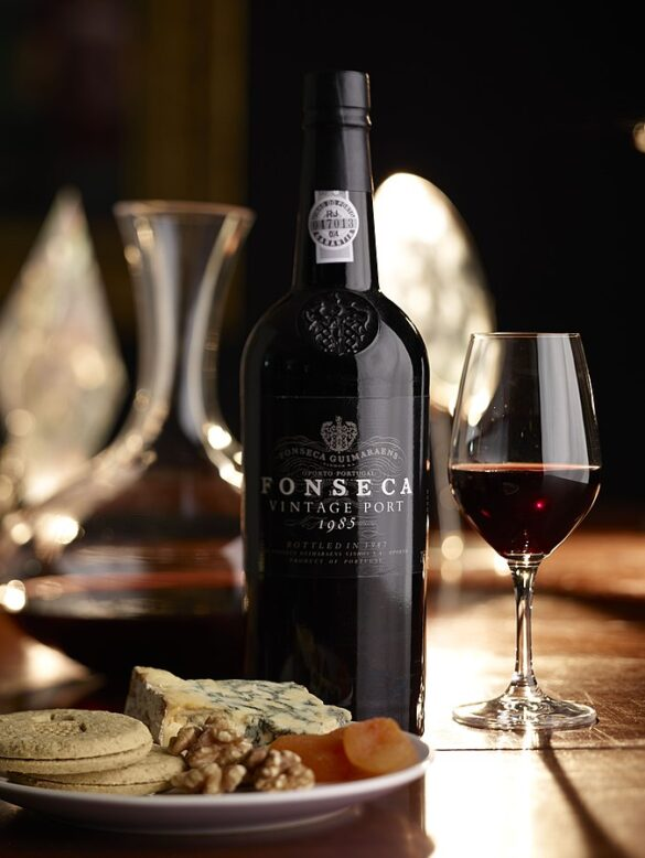 Fonseca 1985 and Cheese biscuits