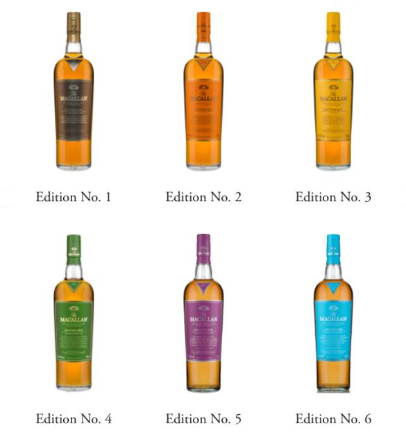 Macallan Editions