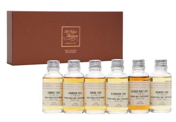 Elixir Distillers Whisky Trail tasting pack