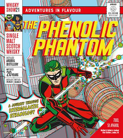 The Phenolic Phantom