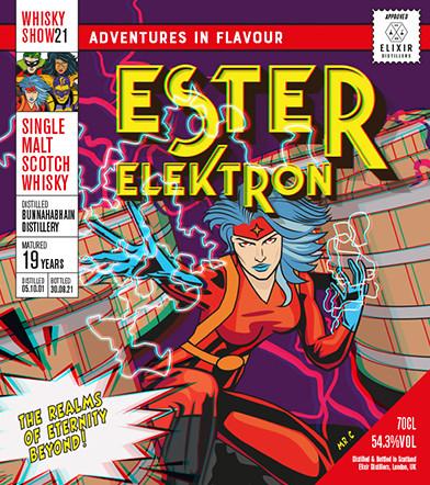 Ester Elektron