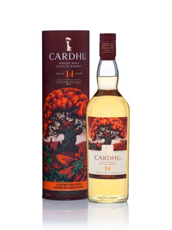 Cardhu 14 Year Old