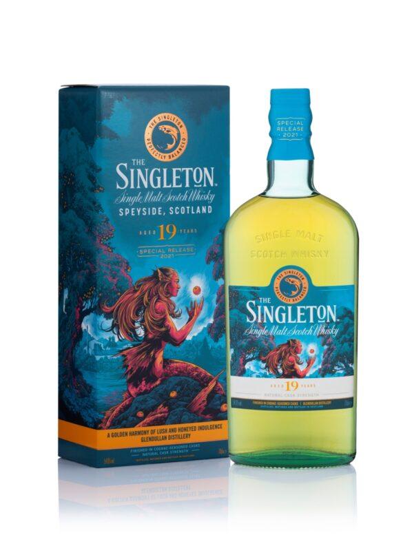Singleton of Glendullan 19yo